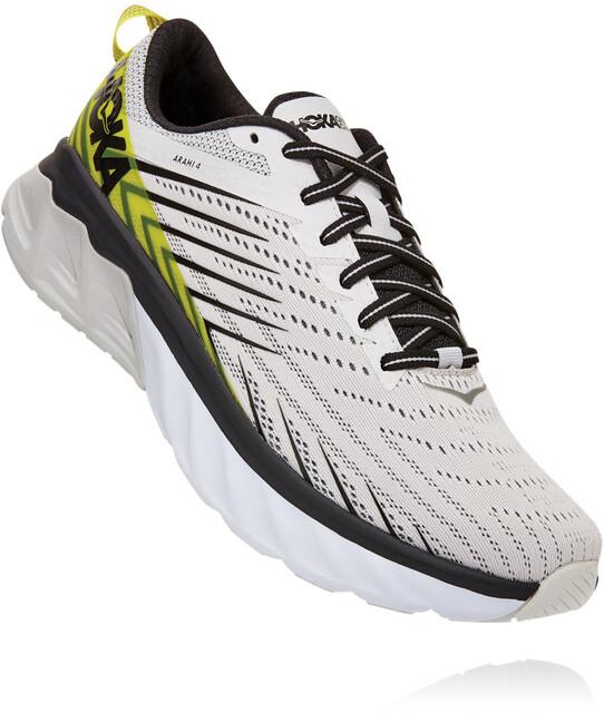 Hoka One One Arahi 4 Shoes Men nimbus cloudanthracite